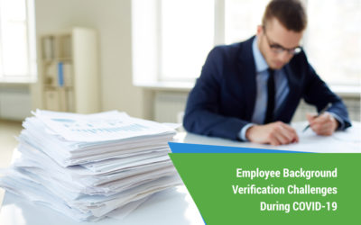 Employee Background Verification Challenges During COVID-19
